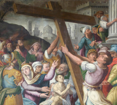 40310 stendardo il Ritrovamento vera Croce web